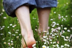 achilles symptoms and barefoot walking
